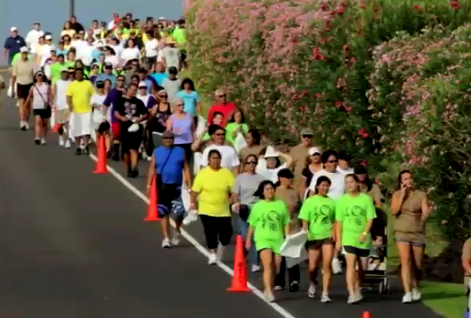 VIDEO: Hawaii Visitor Industry Charity Walk raises $161,000