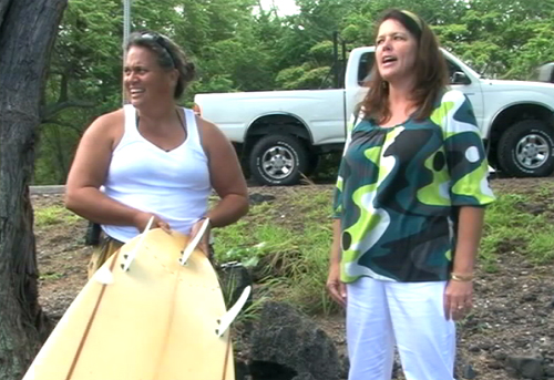 VIDEO: Kona shark attack survivors share escape stories