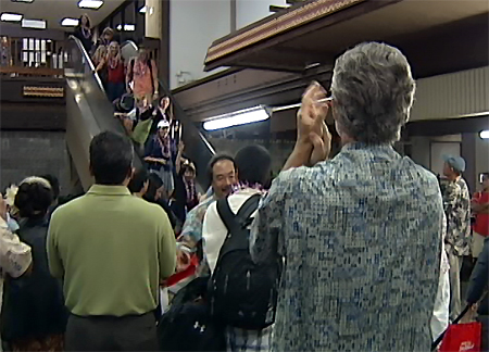 VIDEO: First direct LAX flight lands in Hilo, Hawaii rejoices