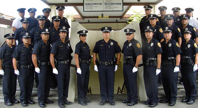 VIDEO: Hawaii County Police Department's 79th Recruit Class