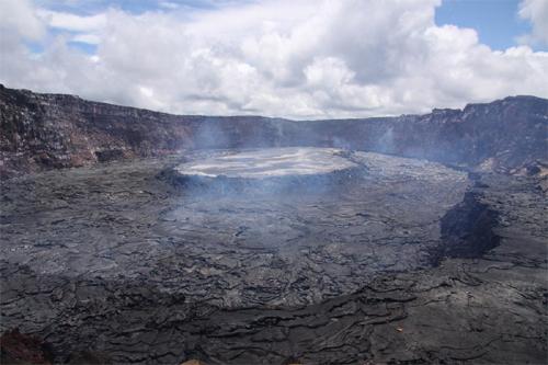 VIDEO: Pu'u O'o update – latest on Hawaii volcano crater uplift
