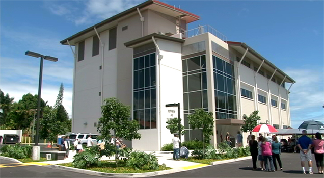 University of Hawaii-Hilo opens new science & tech building
