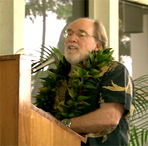VIDEO: Governor Abercrombie in Hilo