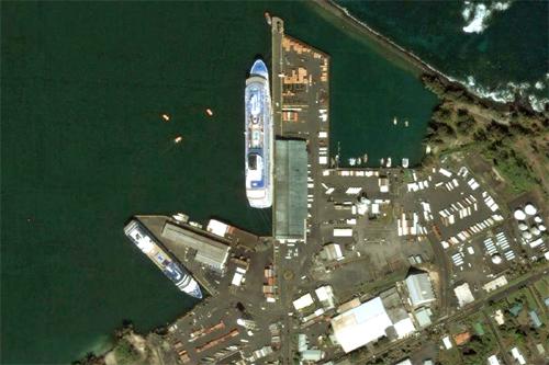 Hilo Harbor breaks ground on new inter-island cargo terminal