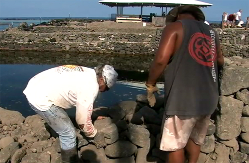 VIDEO: Rebuilding Waikuaaala after Kona tsunami