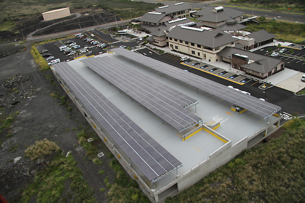 West Hawaii Civic solar first in Green Government Action Plan