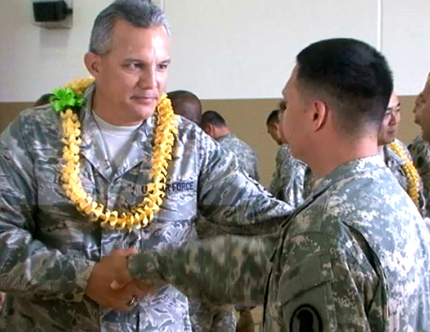 VIDEO: Hilo-based National Guard deploys to Iraq