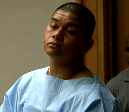HILO: Costa in court after alleged Facebook threats