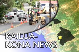 KAILUA-KONA: Holualoa pedestrian path work continues