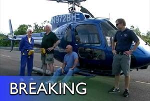 VIDEO: Blue Hawaiian helicopter precautionary landing in Hilo