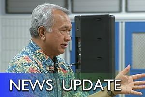 Sen. Kahele final talk story in Hilo, defends governor