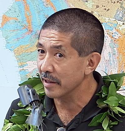 VIDEO: Civil Defense Director Mento retires