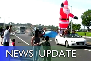 VIDEO: Waikoloa readies Christmas Parade, Dec. 10