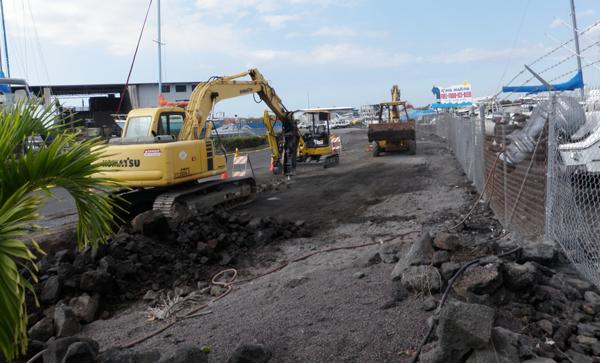 Honokohau Harbor improvements underway, DLNR says