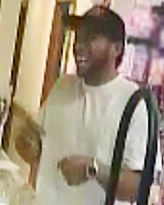 Camera catches Kona robbery suspect