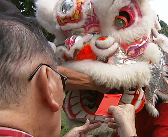 VIDEO: Chinese New Year celebrated in North Kohala