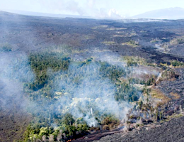 Hawaii Island federal disaster designation for vog renewed