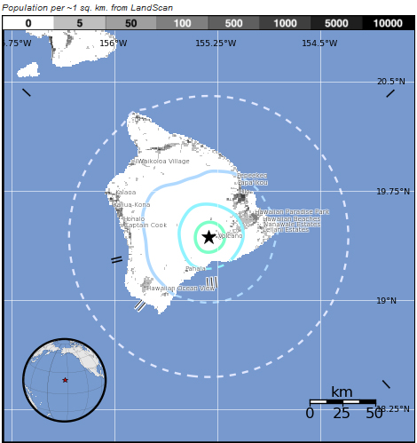 4.1 earthquake hits Hawaii Island