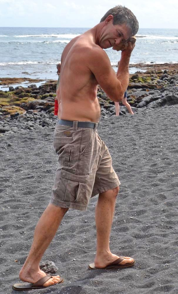 Visitor assaulted for taking pictures of sea turtles in Hawaii