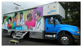 Mobile medical van will be blessed March 10 on South Kona
