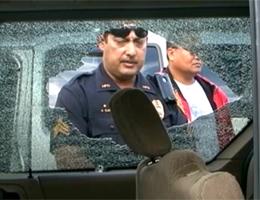 VIDEO: Gunshots hit family van in Puna