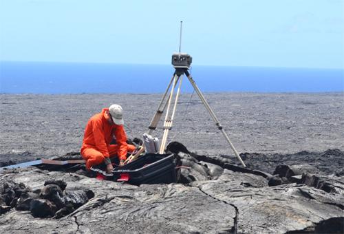 Hawaiian Volcano Observatory webpage gets an upgrade