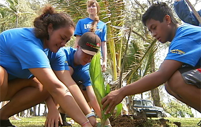 VIDEO: This year's Laupahoehoe Point Project extra emotional