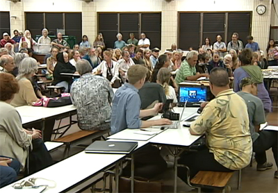 VIDEO: Hundreds pack Puna hearing on geothermal development
