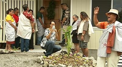 VIDEO: 45th model DHHL home dedicated in Keaukaha