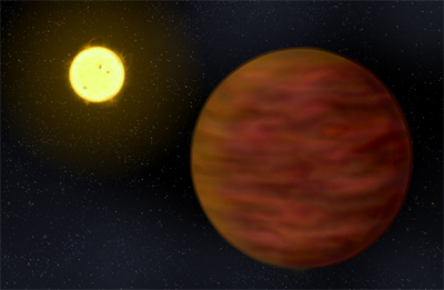 Hawaii's UKIRT helps distinguish brown dwarfs from giant planets