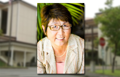 Dr. Marcia Sakai new UH-Hilo Vice Chancellor for Administrative Affairs