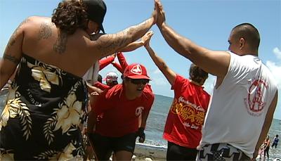 VIDEO: Moku O Hawaii – Ira Kekaualua Sr. regatta 2012