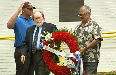 VIDEO: Hawaii Gov delivers Memorial Day address in Hilo