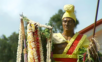 VIDEO: King Kamehameha celebrated in North Kohala, his birthplace