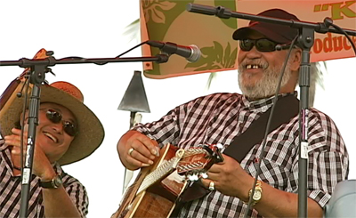 VIDEO: Bruddah Smitty, Hawaiian music legend, dies