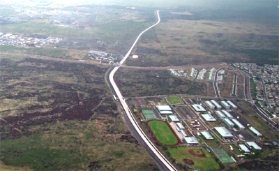 VIDEO TIMELINE: Kona highway – plans to concrete in 3 years
