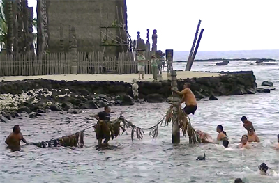 VIDEO: Hukilau stimulates West Hawaii fishery mana'o