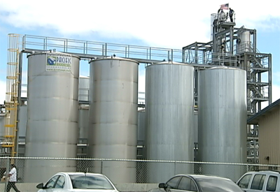 VIDEO: Big Island Biodiesel opens, VIPs tour Keaau plant