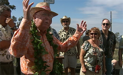 VIDEO: Hawaiian Ocean View Estates water well dedicated