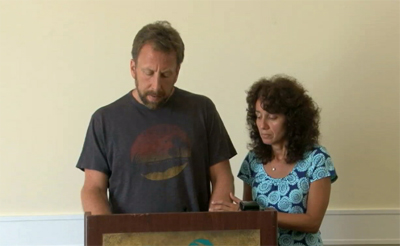 VIDEO: Parents of missing boy off South Kona speak to media