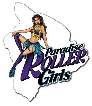 Battle of the Islands roller derby, July 14 in Hilo