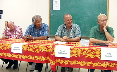 VIDEO: State Senate, House candidates forum in Puna