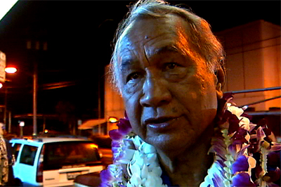 VIDEO: Senator Gil Kahele wins new District 1
