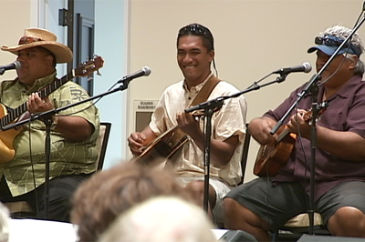 VIDEO: Kona Slack Key Fest is all in the fingers