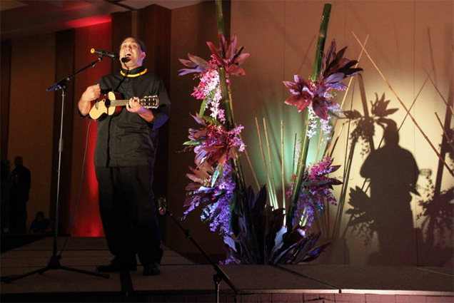 Hawaii's food and song celebrated at Waikoloa resort