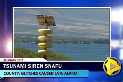 Civil Defense tests reveal more siren failures