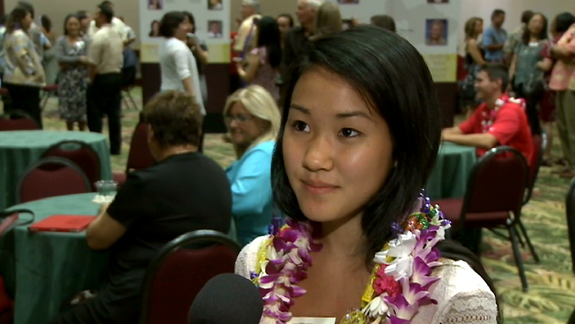 VIDEO: Big Island student athletes honored at HMSA Kaimana Awards