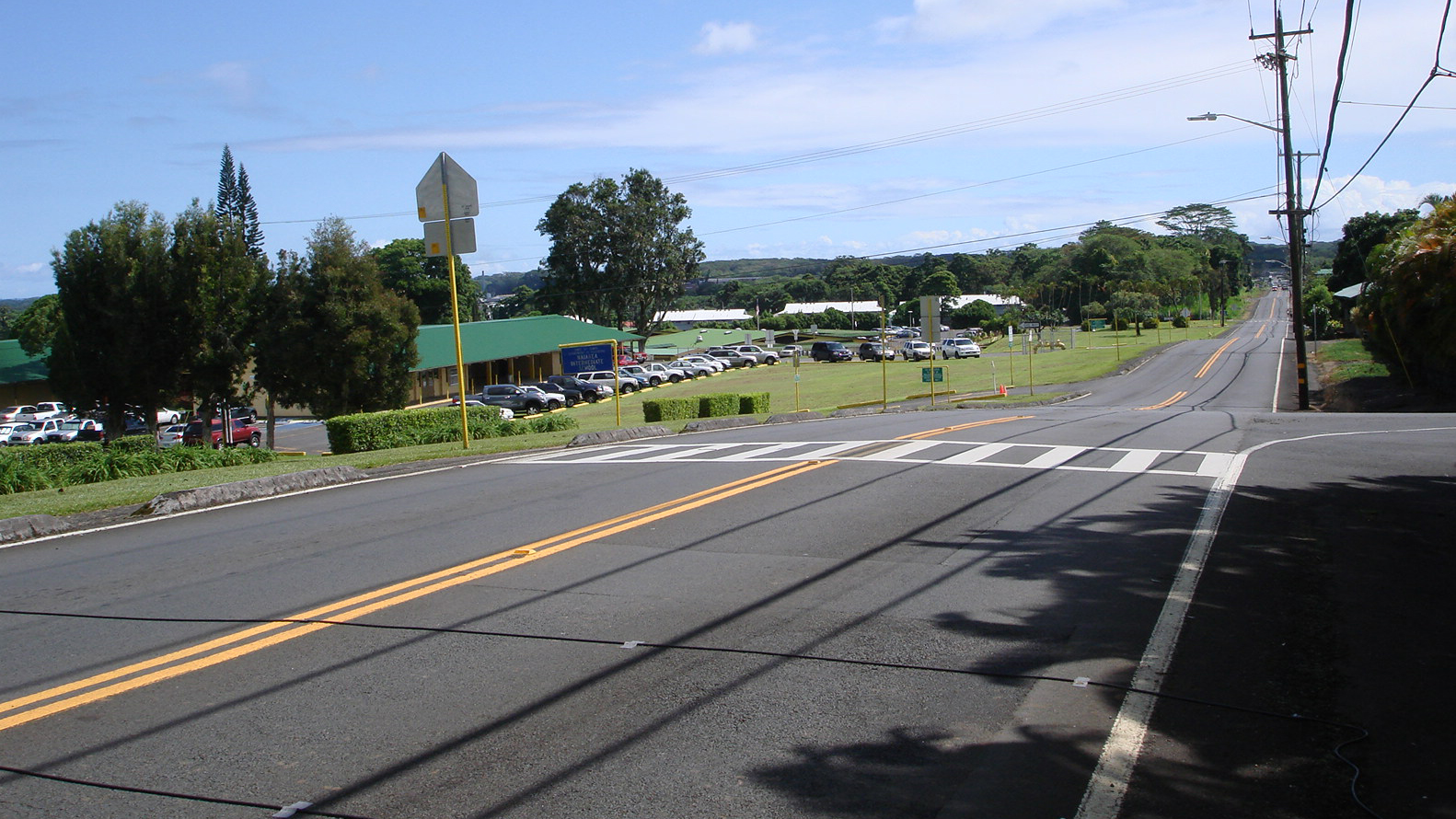 Puainako Street Widening meeting, Aug. 8