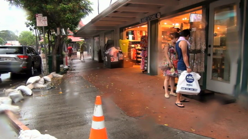 VIDEO: Tropical Storm Flossie recap