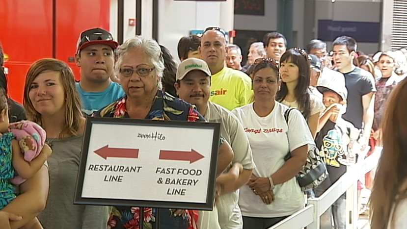 VIDEO: Zippy's opens in Hilo